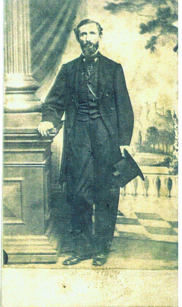 W J Leonard, Photographed By J. H. Whitehurst